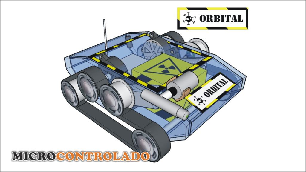 orbital - Veiculo movido por esteiras