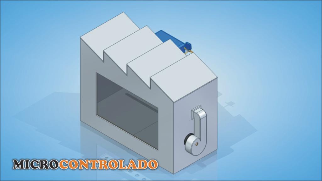 TCC - climatização de ambiente industrial