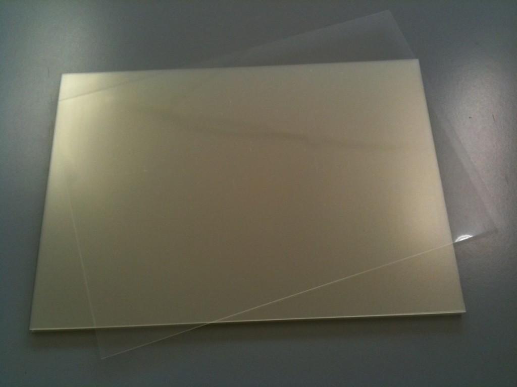 transparência para impressora laser