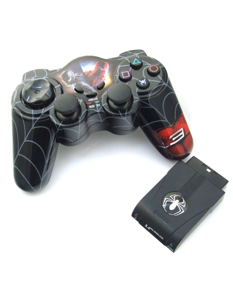 controle playstation 2 paralelo