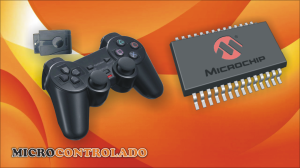 Controle playstation no PIC